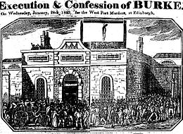 Burke and Hare were notorious criminals in the area where King served.