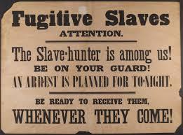Fugitive Slave