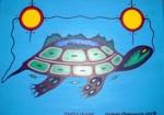 Turtle 2 23 14 by Michael Chokomoolin